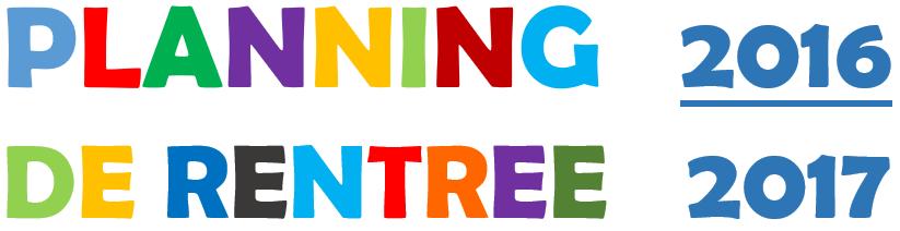 logo rentrée 2016
